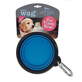 Henry Wag Travel Dog Bowl