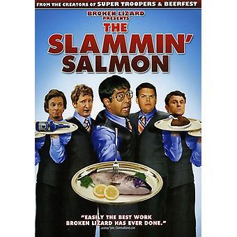 The Slammin' Salmon [DVD] USA import