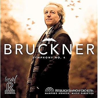 Bruckner / Honeck / Pittsburgh So - Symphony No. 4 [CD] USA import