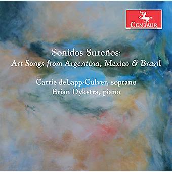 Souviron / Dykstra - Sonidos Surenos [CD] USA import