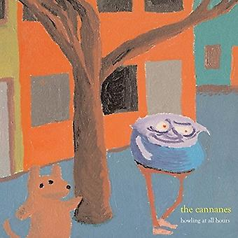 Cannanes - Howling at All Hours [CD] USA import