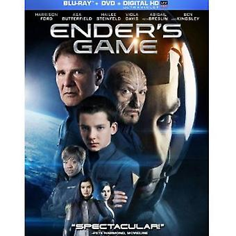 Ender's Game [Blu-ray] USA import