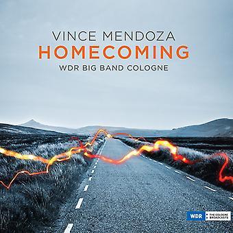 Mendoza*Vince / Wdr Big Band - Homecoming [CD] USA import