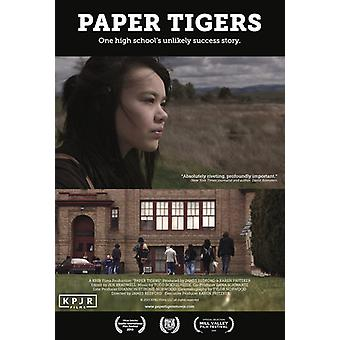 Paper Tigers [DVD] USA import