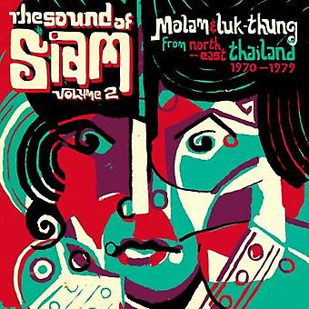 Sound of Siam 2: Molam & Luk Thung 1970-1982 / Var - Sound of Siam 2: Molam & Luk Thung 1970-1982 / Var [CD] USA import