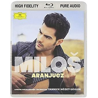 Aranjuez [BLU-RAY] USA import