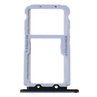 Aito Huawei Honor View 10 - SIM-kortin lokero - Musta - 51661GWF