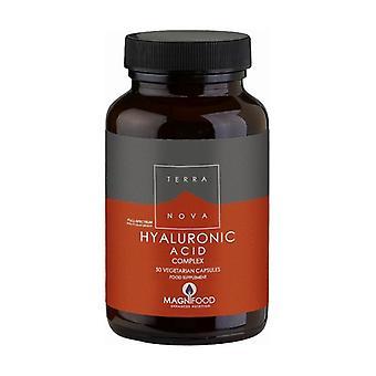 Hyaluronic acid complex 50 capsules