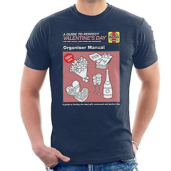 Haynes Perfect Valentines Organiser Manual Men's T-Shirt