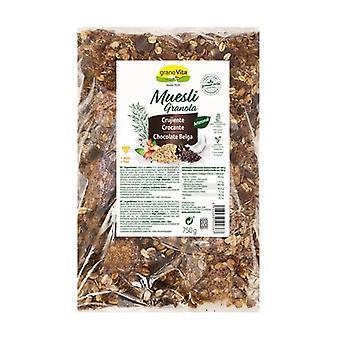 Crunchy Muesli with Chocolate 750 g