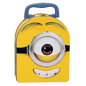 Despicable Me Minions Arch Shape Carry All Tin III
