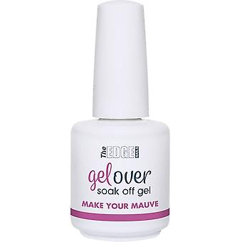 The Edge Nails Gelover 2019 Soak-Off Gel Polish Collection - Make Your Mauve 15ml (2003349)