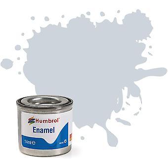 Humbrol émail peinture 14ML N° 27001 Aluminium - Metalcote