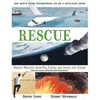 Rescue by David Long & Illustrated by Kerry Hyndman