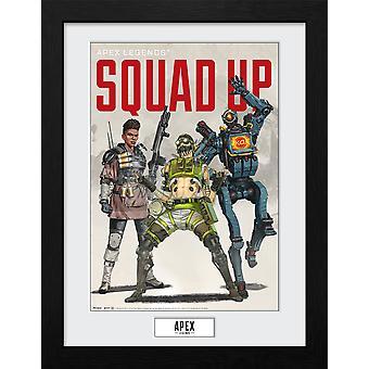 Apex Legends Squad Up Collector Print