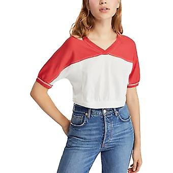 We The Free By Free People | Field Goal Cropped T-Shirt