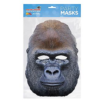 Mask-arade Gorilla Party Mask