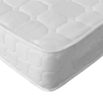 Monhouse pocket sprung mattress single, double or king size bed memory foam