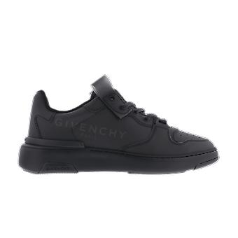 Givenchy Wing Sneaker Matala Musta BH002WH0PC001 kenkä