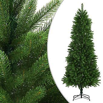 اصطناعية شجرة عيد الميلاد نابض بالحياة الإبر 240 سم الأخضر