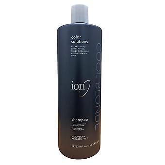 Ion Color Blonde Color Solutions Shampoo 33.8 OZ