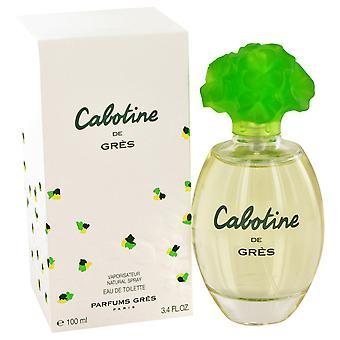 CABOTINE de Parfums Gres EDT Spray 100ml