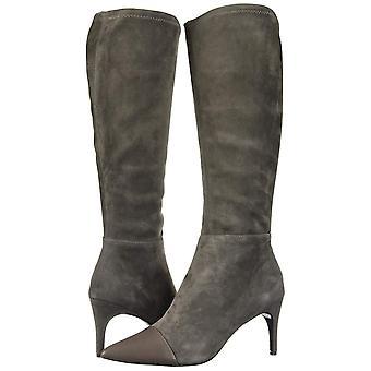 Charles David Womens PARISH Fabric Pointed Toe Knee High Fashion Boots