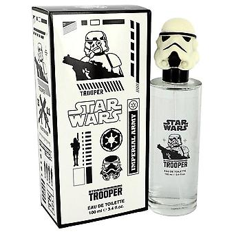 Star Wars Stormtrooper 3d Eau De Toilette Spray By Disney 3.4 oz Eau De Toilette Spray
