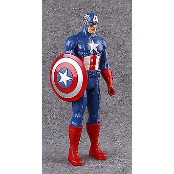 マーベル アメージング アルティメット スパイダーマン キャプテン アメリカ アイアンマン PVC アクションフィギュア