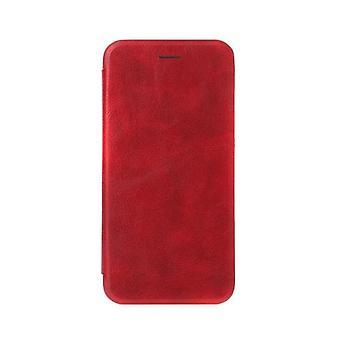 mote lommebok PU mobiltelefon skinn ultra slank tilfelle dekke beskyttende skall for iPhone 6 4.7