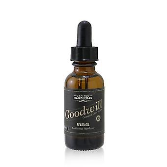 Beard Oil - Goodwill (orange & Clove Aroma) - 30ml/1oz