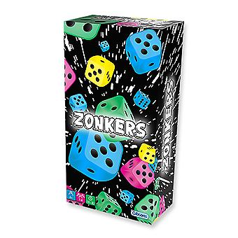 Gibsons Zonkers Game Familie Plezier
