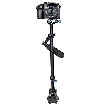 YELANGU S60L 61cm Aluminum Handheld Stabilizer for DSLR Camera DV