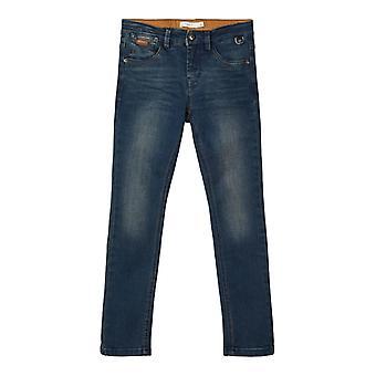 Name-it Boys Jeans Silas Dnmtoppes Bleu foncé