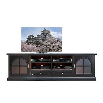 2 Meter TV-series Black
