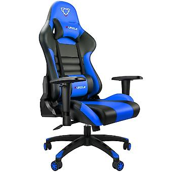 Furgle Office Chair Ergonomic Gaming / Computer Chair With Body-hugging Leather