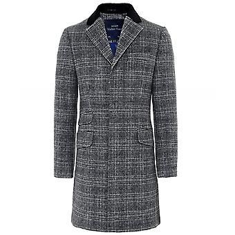 Walker Slater Prince Of Wales Check Gareth Coat