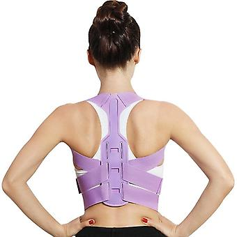 Brace Support Adjustable Lumbar Posture Corrector