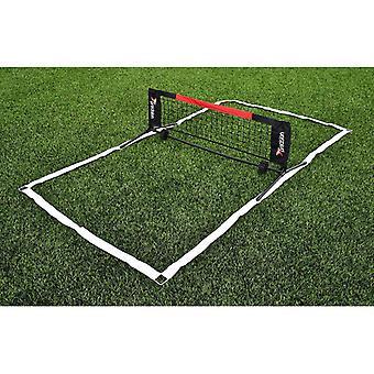 Präzision Mini Fuß Tennis Fußball Geschicklichkeit Training Kit Set