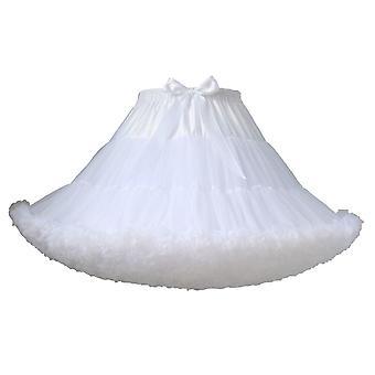 قصيرة تول ثوب نسائي، تنورة الفتيات، كعكة اللباس