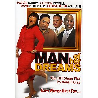 Man of Her Dreams [DVD] USA import