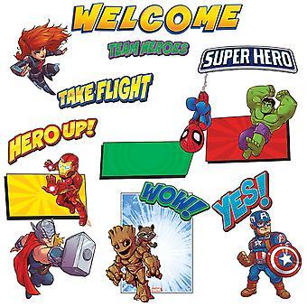 Marvel Super Hero Adventure - Set di bacheche di benvenuto