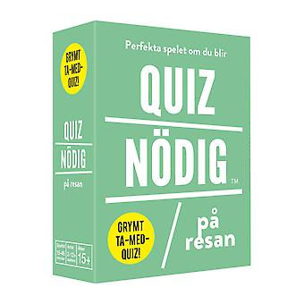Quiz, Quizgames - On the Journey (FR)