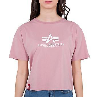 Alpha Industries Dames T-Shirt Basic T COS Wmn