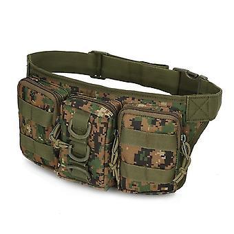 Taille Pack Sporttaschen für Wandern, Outdoor Armee-MilitärJagd, Klettern und