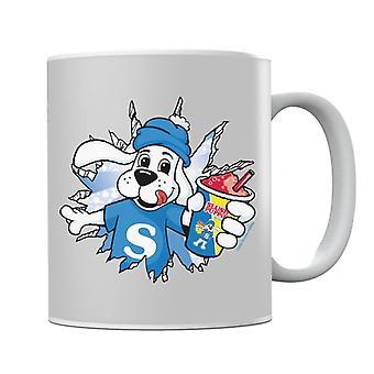 Slush Puppie Burst Through Mug