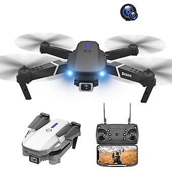 Drone With Wide Angle Hd 4k 1080p Wifi Fpv Dual Camera