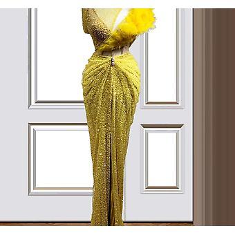 New Arrival Beads Celebrity Dress