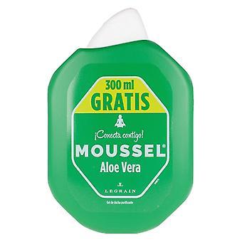 Shower Gel Aloe Vera Moussel (900 ml)