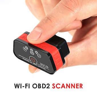 Wi-fi Obd2 Bluetooth Scanner Pour Android/pc/ios Obdii Code Reader